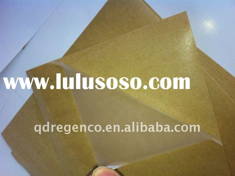 Transparent self adhesive paper(sticker paper)
