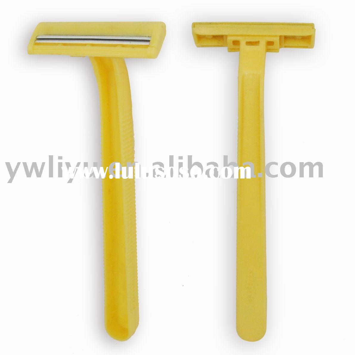 Twin Blade Disposable Razor,razor , hotel razor,twin blade razor