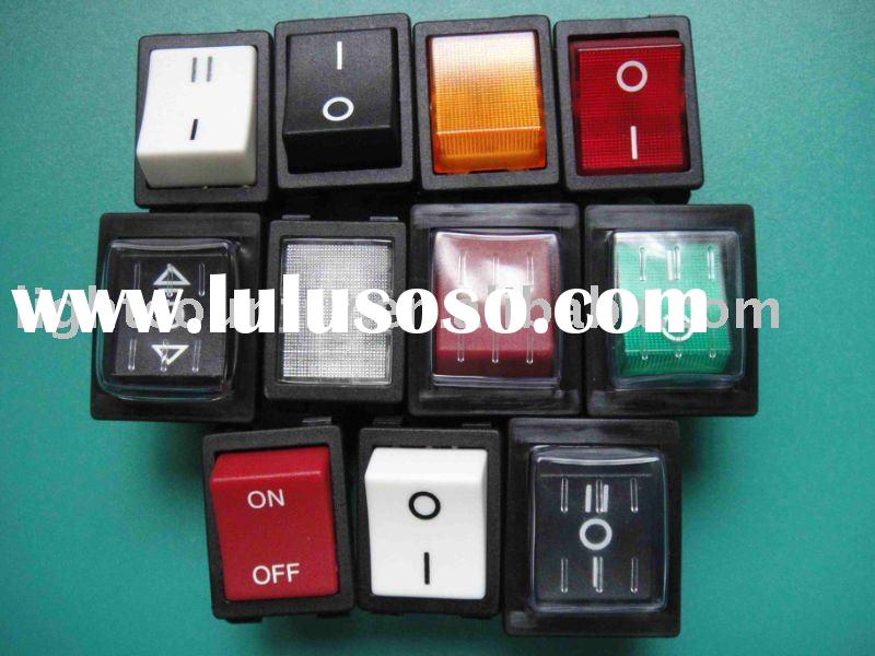 UL VDE double pole rocker switch /light switch t85 R5 Series