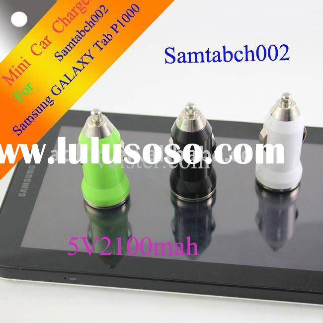 USB Car Charger for Galaxy Tab P1000