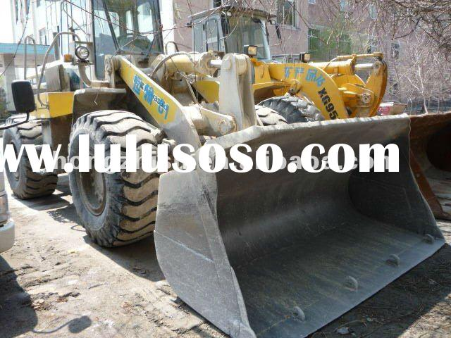 Used wheel loader Kawasaki 80Z Made in Japan For sale