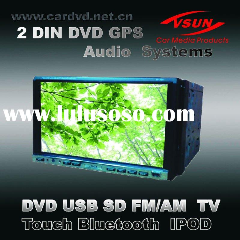 VS-9060 WITH DVD AV TV USB SD MP4 RADIO TOUCH BLUETOOTH IPOD GPS auto dvd