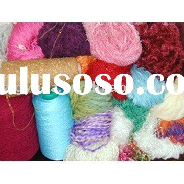 Various Fancy yarn(Big-belly Yarns,Iceland yarn,Mohair Yarns,Feather Yarns,,Ladder Yarns,Loop Yarns,