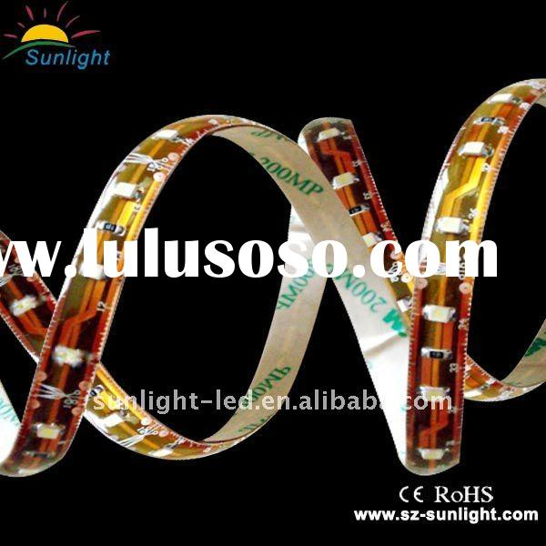 Waterproof Non-waterproof Battery powered flexible LED strip light