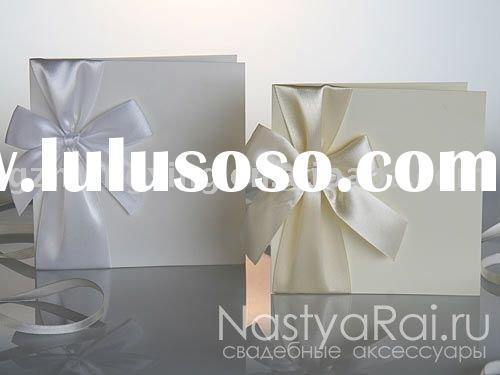 Wedding cards,elegant wedding invitation---EA901