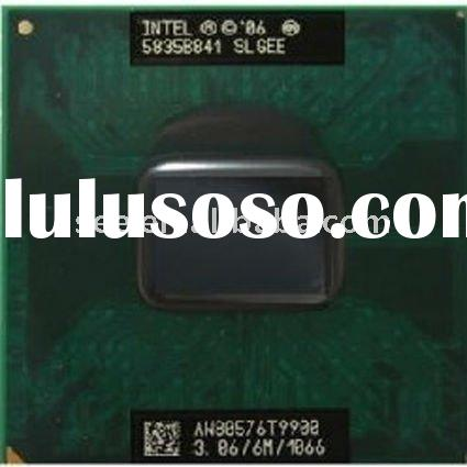Wholesale Intel Laptop CPU Core 2 Dual-Core Mobile T9900 SLKGH CPU for Laptop