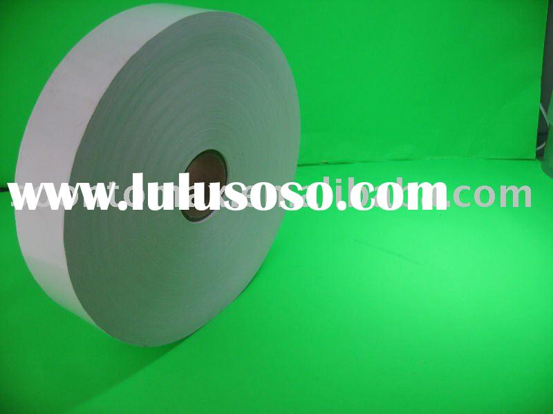 Wood-free Adhesive paper for Label printing, chrom paper