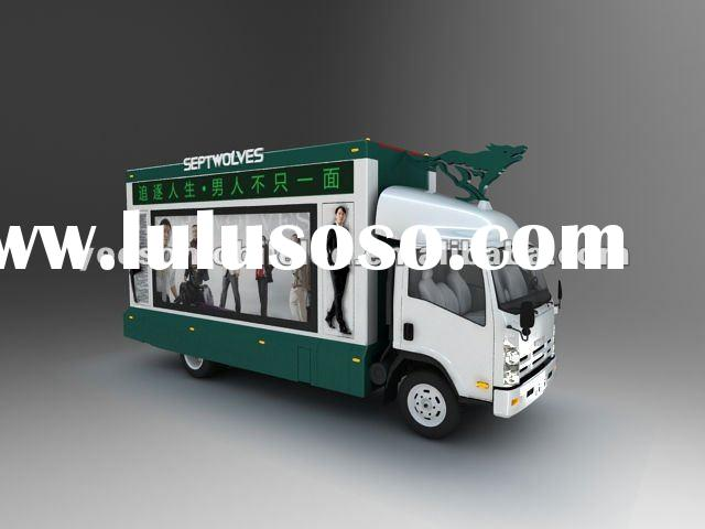YEESO Outdoor Mobile Advertising Truck YES-V8