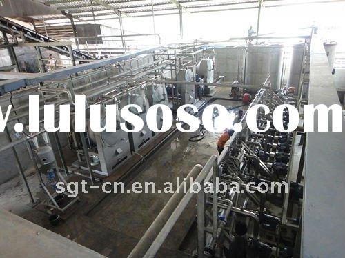Yam flour production line