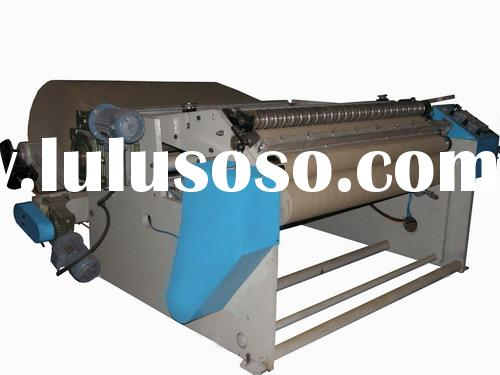 ZFQ automatic shaftless slitter rewinder /paper slitting machine/paper tube processing machine