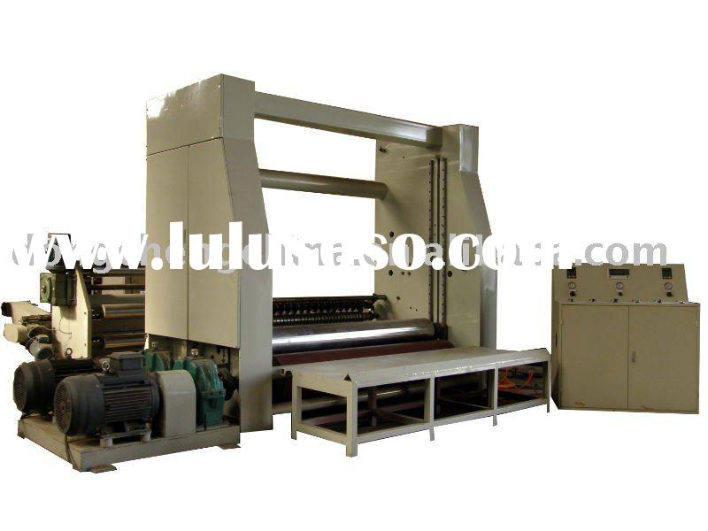 ZWJ Larger Slitter and Rewinder/Jumbo Paper Roll Slitter Rewinder/Paper cutting machine,paper tube w