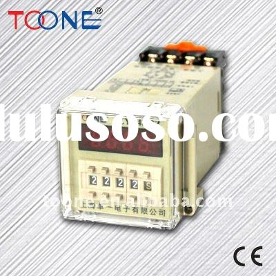 ZYS48 programmable 12v time delay relay+time relay