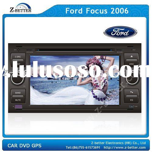 (Best price) 7 in Car DVD GPS for Ford Old Focus with DVD,GPS,Bluetooth,Radio,TV