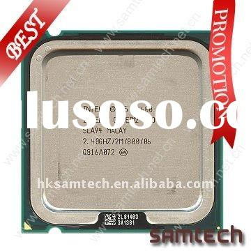 #SAMTECH#SLA94 Intel CORE 2 Duo E4600(2.40GHz 800MHz 2MB Skt775)dual core cpu/good price