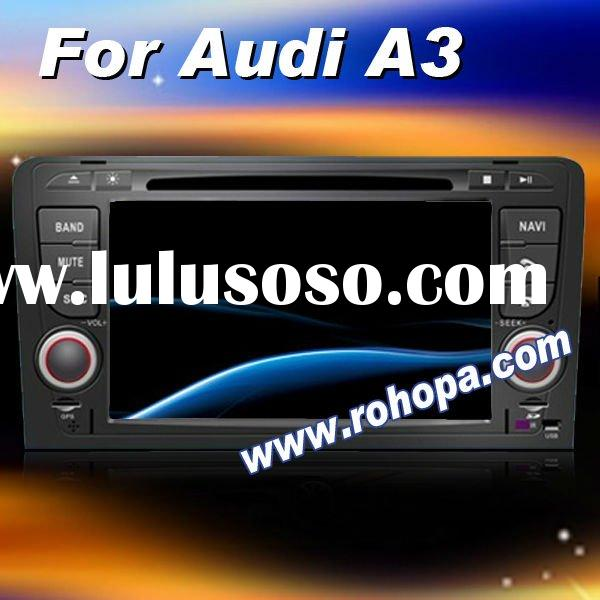 ***good quality***7 inch car audio gps dvd special For Audi A3 2003 to 2011