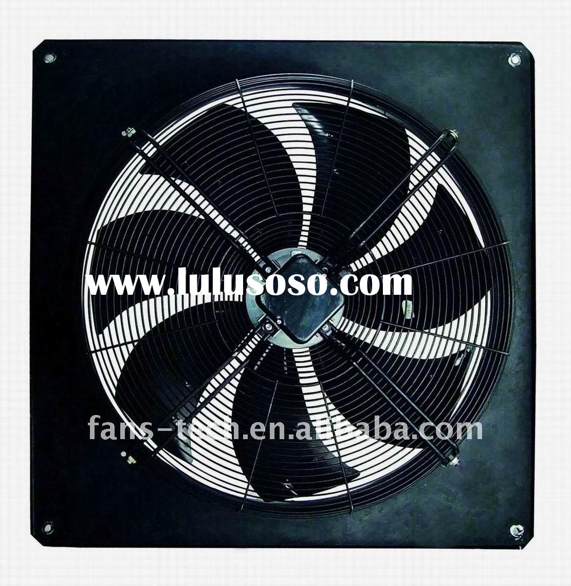ac external rotor motor axial fan 400mm