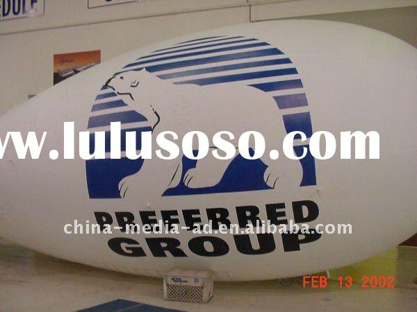 advertising helium blimp, inflatable airship, Blimp Balloon