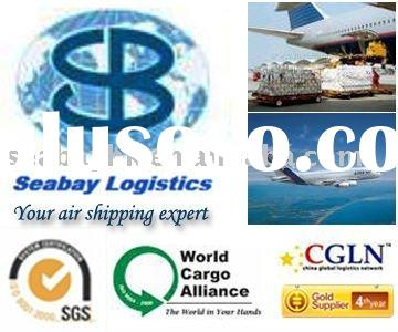 air freight from China to USA,Europe, Africa,Asia,Mid-East