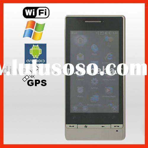 android 2.2+windows 6.5 OS GPS,wifi tv Java dual sim phone T5353