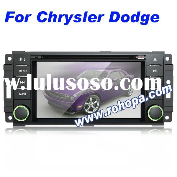 auto 2din 7inch radio jeep grand cherokee car dvd playe gps navigation system with Canbus bluetooth