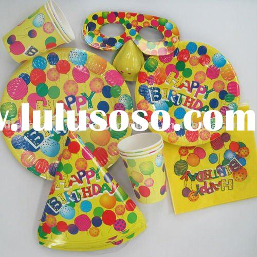 balloon birthday party theme