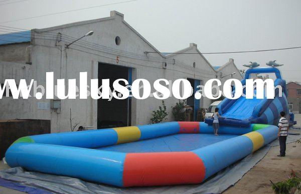 Big Water Slide Inflatable