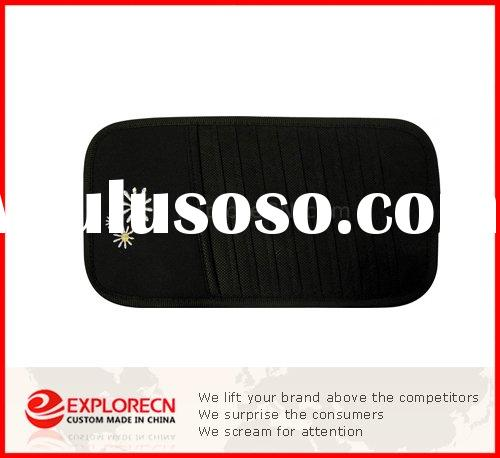 car visor cd holder(custom logo)