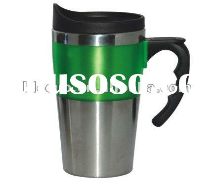 cheap promotional stainless steel auto tumbler mug