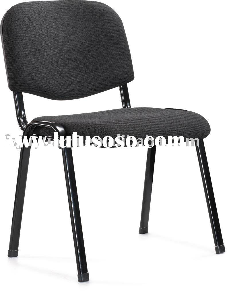 church chair four legs chair metal chair