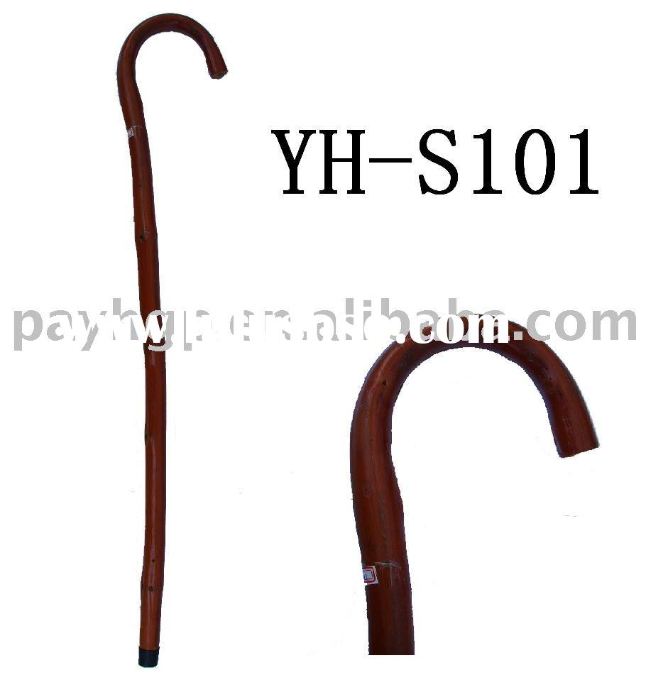 crook walking sticks/walking canes/handle canes/promotional items
