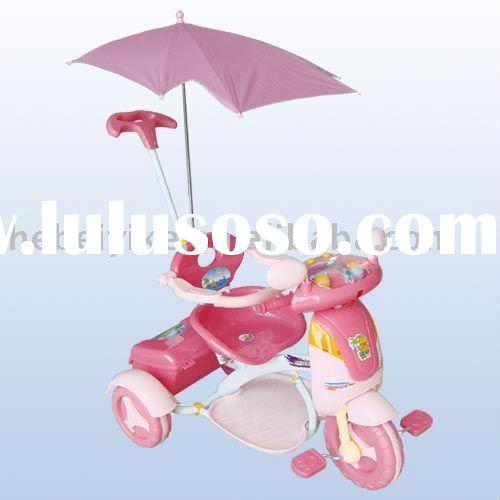 cute baby tricycle