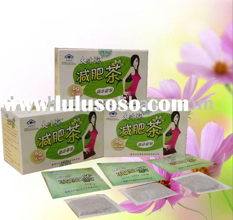 dayehai top quality chinese easy slim tea