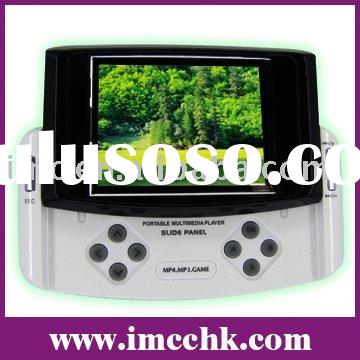 "digital mp4 player,2.8"" Game Portable Multimedia Player Support SD Card(IMC-258)"