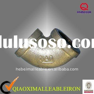 elbow banded malleable iron pipe fitting