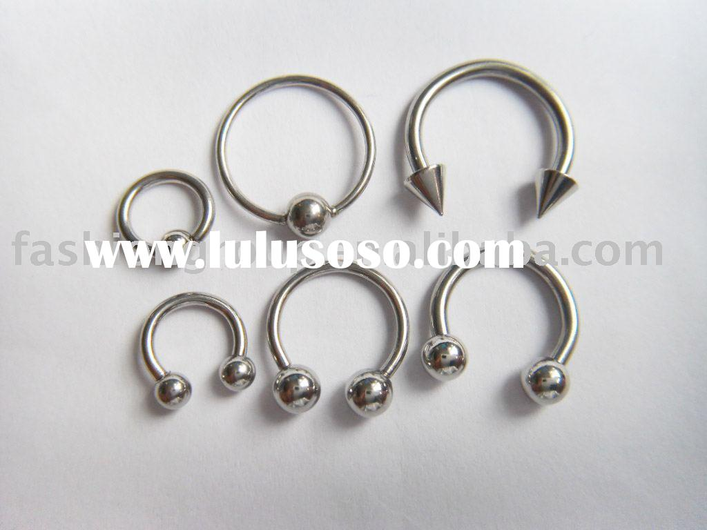 eyebrow ring nose ring body piercing jewelry body jewelry