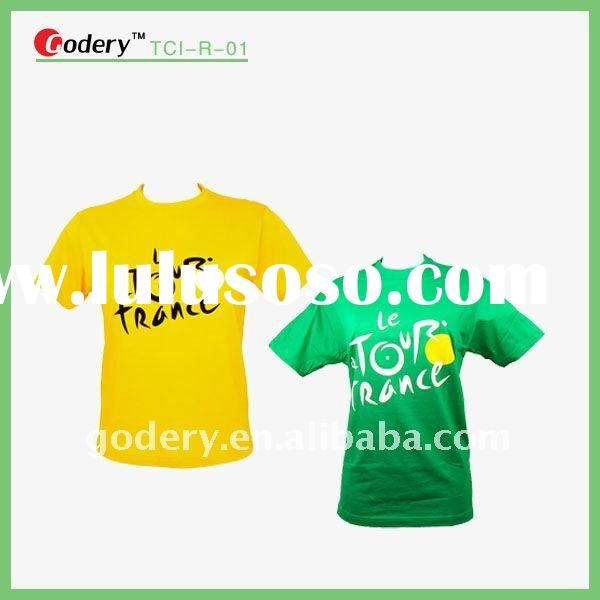 fashional his-and-hers souvenir cotton T shirt