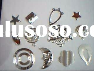 filigree charms pendants, fashion metal jewelry parts,jewelry accessories
