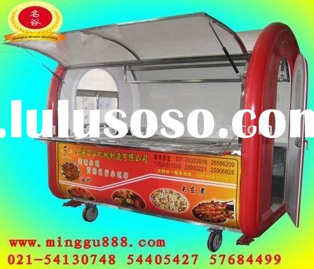 food carts for sale with big wheels(CE Approval,Manufacturer)
