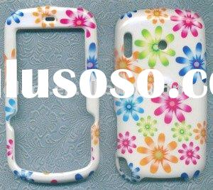 for PALM TREO PRO 850 CELL PHONE CASE COVER FACEPLATE HARD SKIN FLOWER