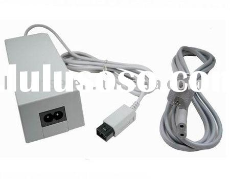 for Wii AC adapter power supply