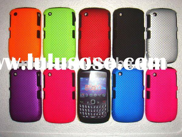for blackberry case 8520 (popular hard with silicon case ),accept payapl