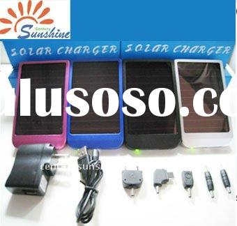for iPhone solar charger with FM transmitter