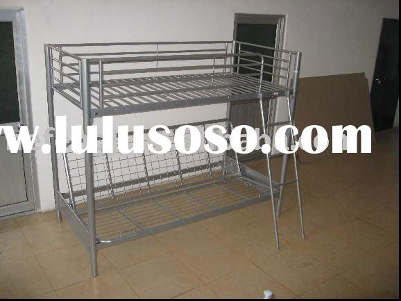futon metal bunk bed frame