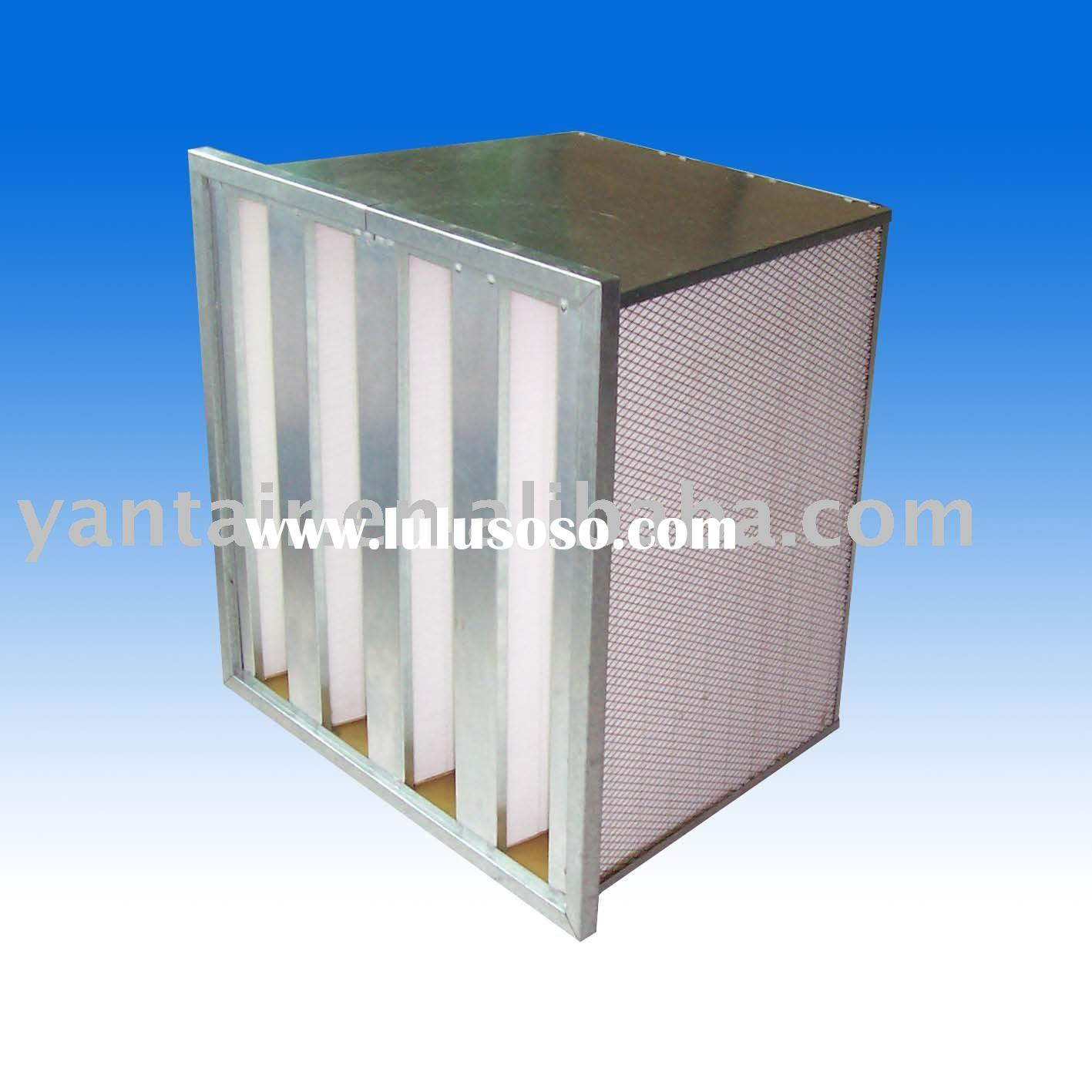 Air Handling Unit With Hepa Filter