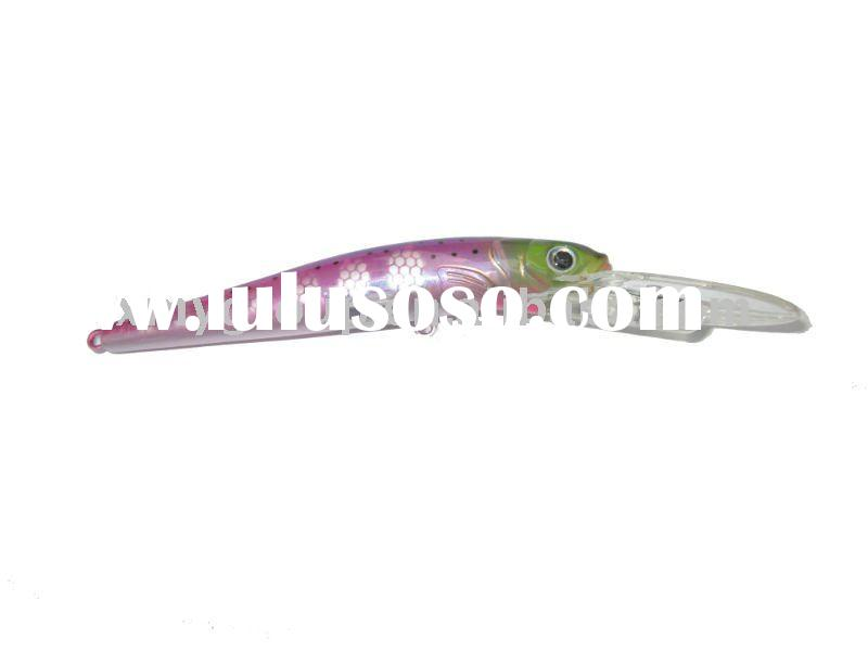 hard fishing lure minnow