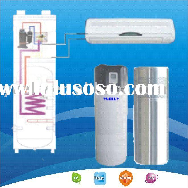 heat pump air conditioner water heater