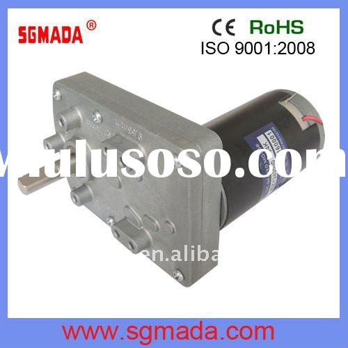 high torque low rpm dc gear motor