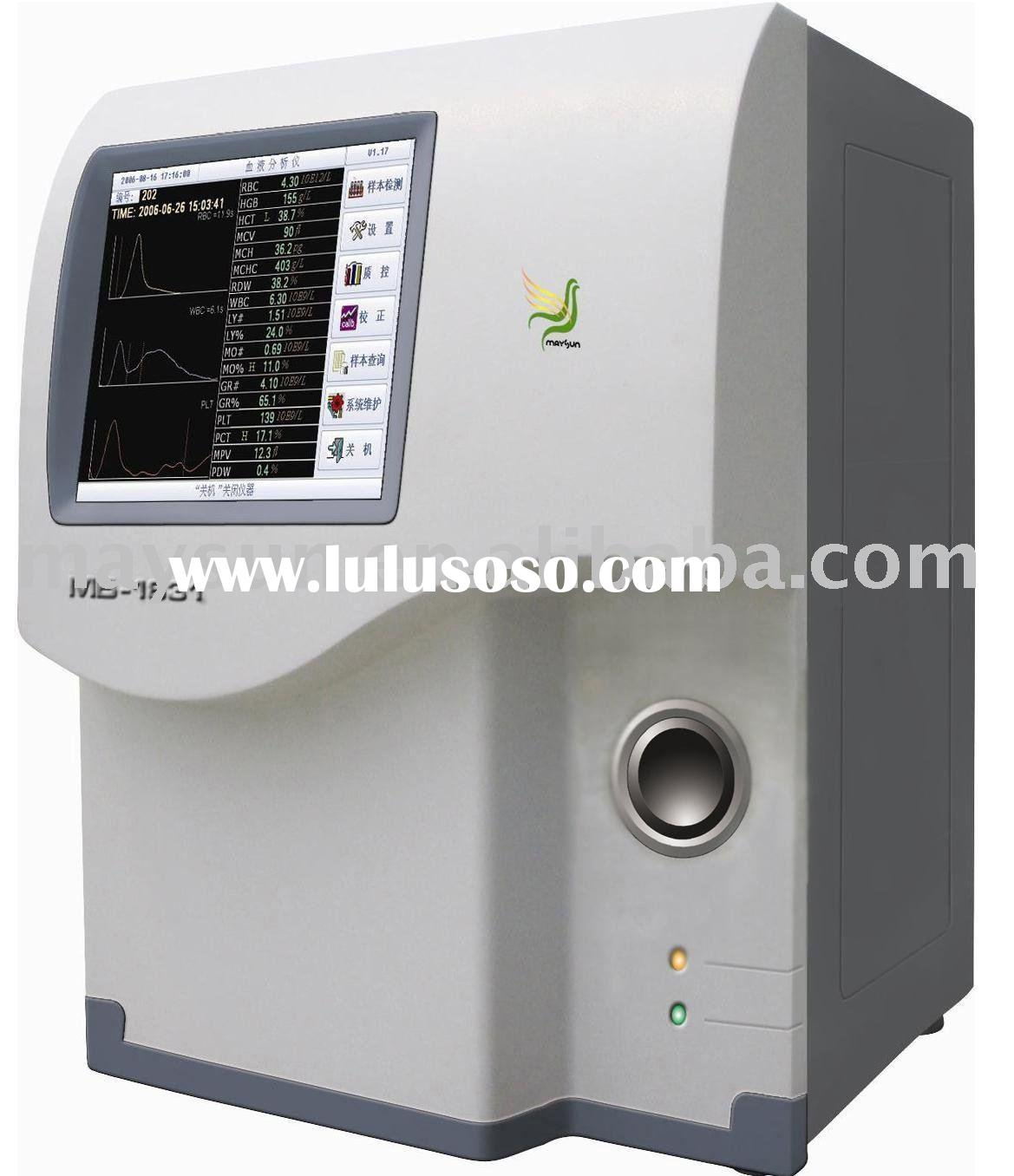 hospital/clinic/lab medical blood test equipment for patient