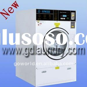 industrial washing machine and dryer for laundromat,coin operated