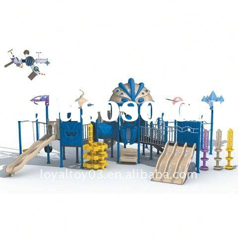 infant and toddler playground equipment